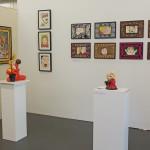 """Galerie """" Kunst im West"""" / Zürich 2014"""