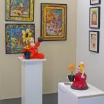 """Galerie"""" Kunst im West """" / Zürich 2014"""