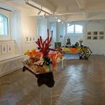 """Galerie """"Part"""" Claudine Hohl  """"Sommerhoch"""" Zürich 2015"""