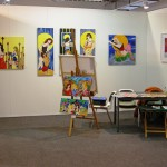 Kunstmesse Brandbox Salzburg 2008