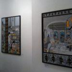 Galerie Hexagone Aachen / D  2016